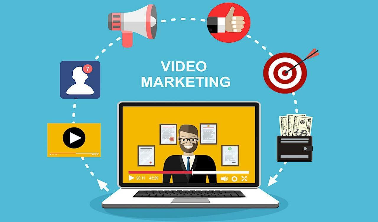 chiến lược marketing khách sạn - video marketing