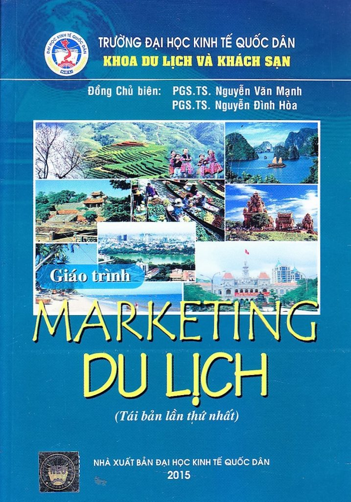 giáo trình marketing du lịch - đại học kinh tế quốc dân