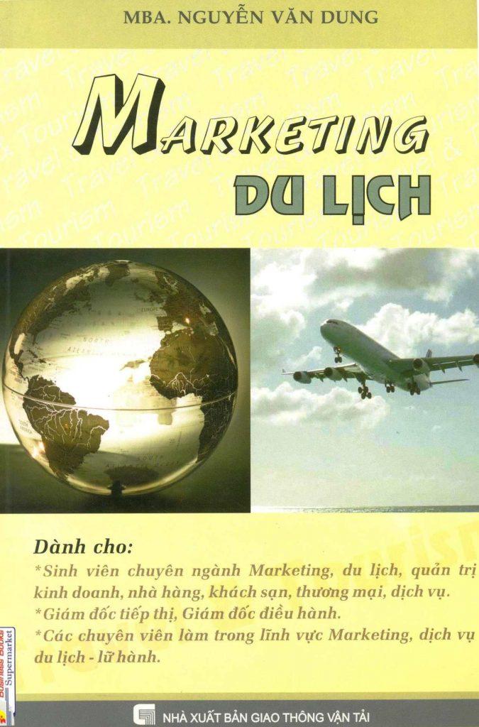 giáo trình marketing du lịch - mba nguyễn văn dung