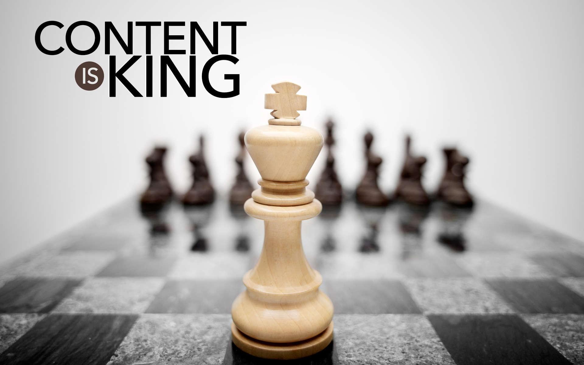 giới thiệu nhà hàng - content is king