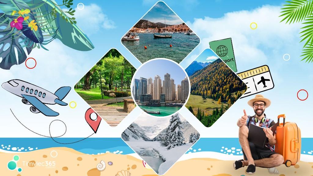 khái niệm marketing du lịch