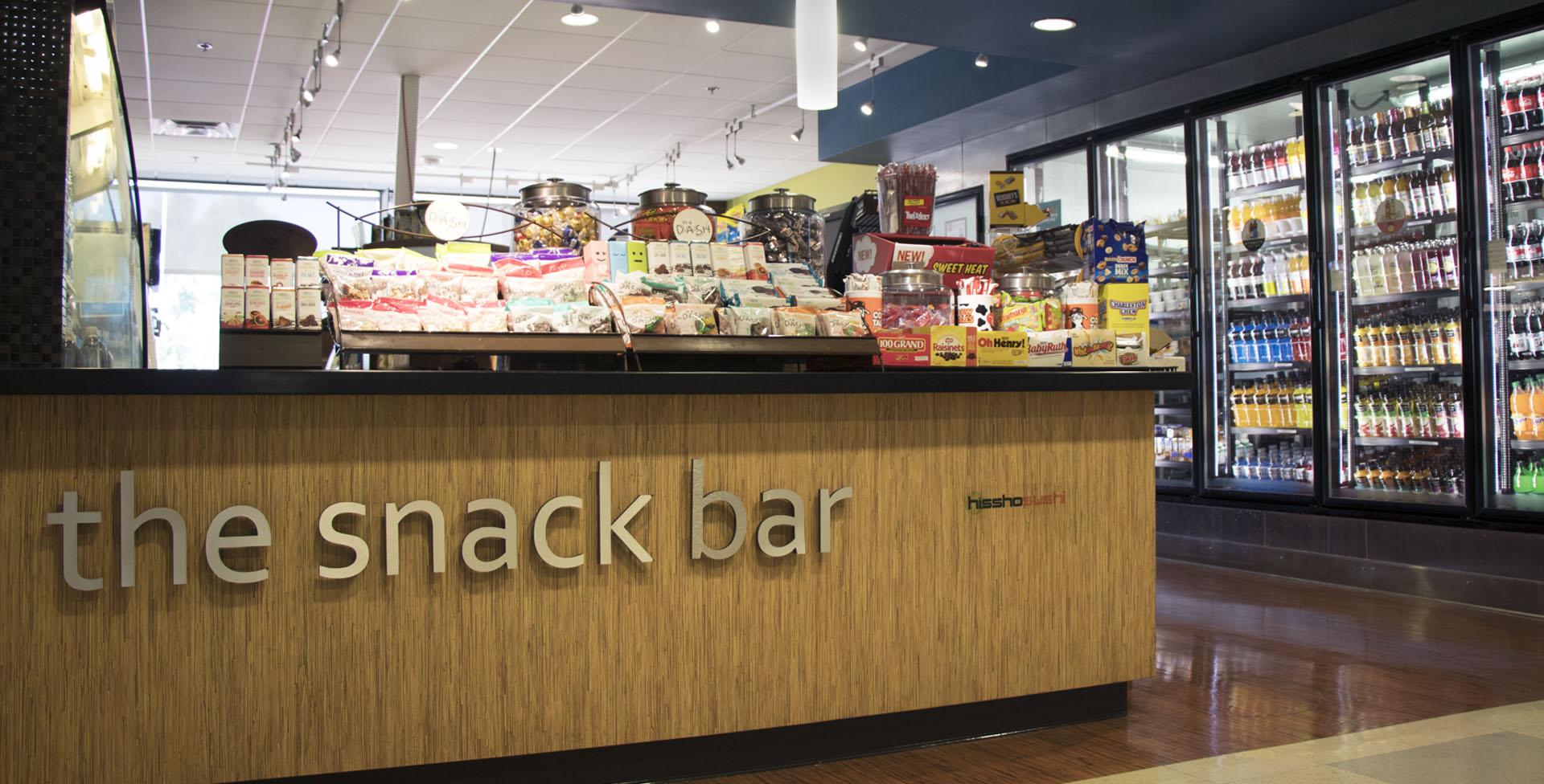 kinh doanh nhà hàng - snack bar