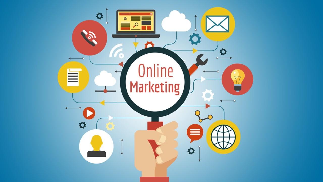 marketing khách sạn - online marketing