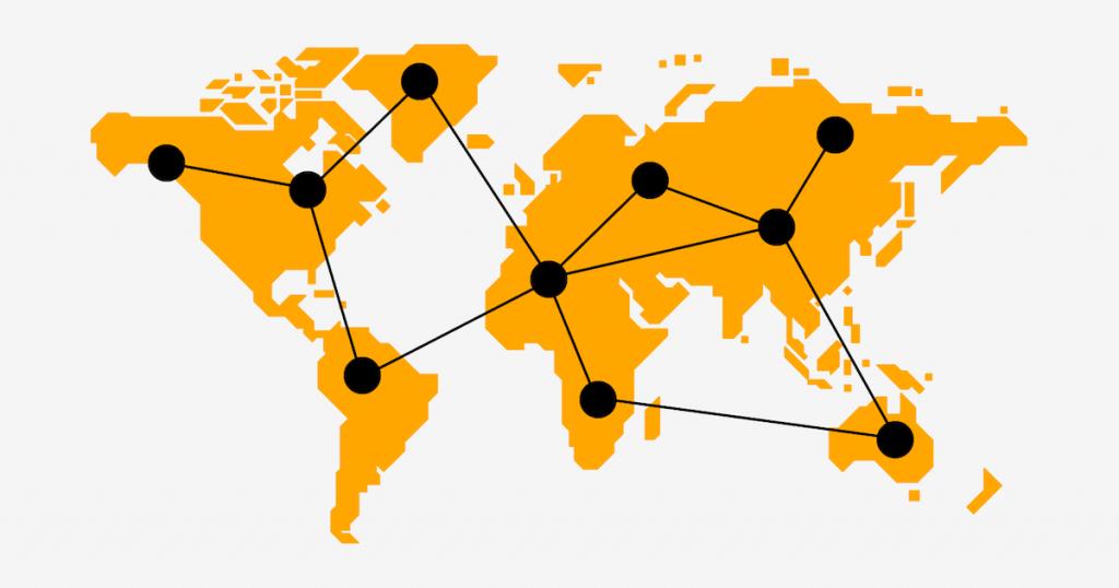Nhượng quyền thương mại được phát triển ở không ít các quốc gia ở các thương hiệu nổi tiếng