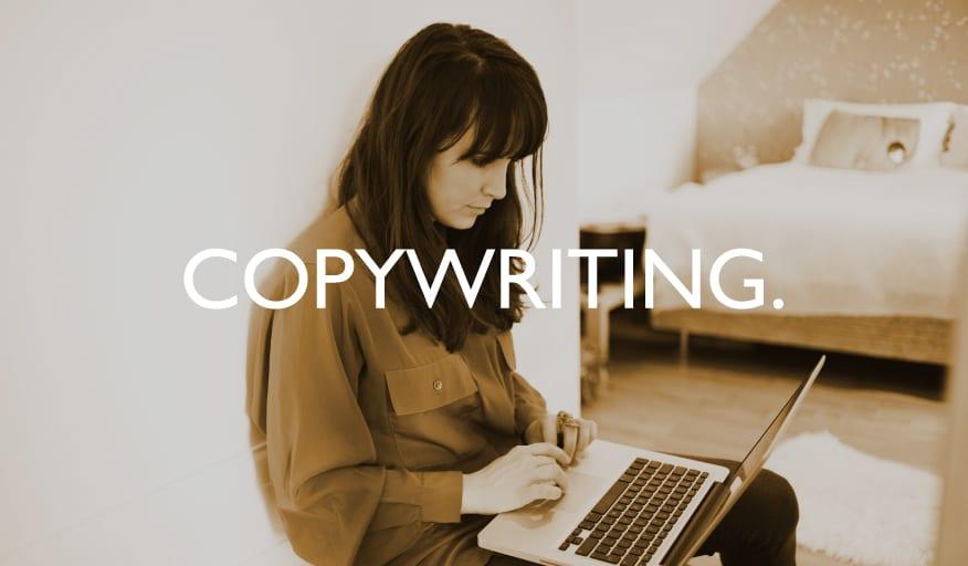 các vị trí trong marketing agency - copywriter