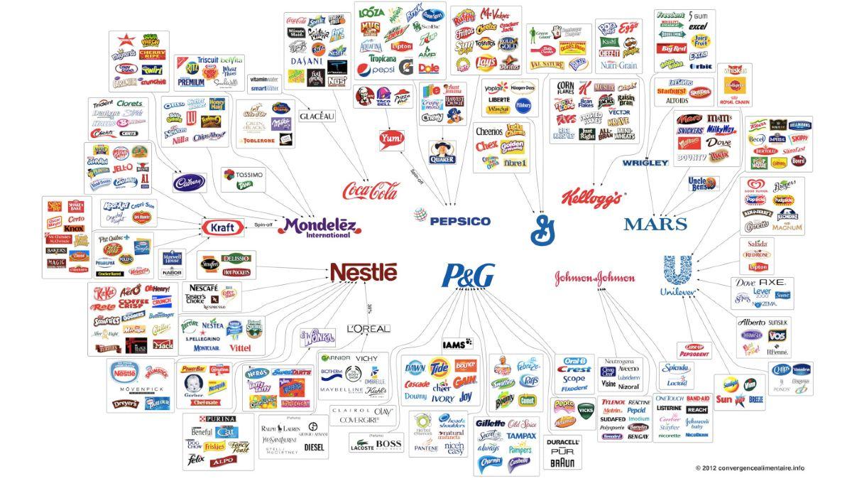 cấu trúc thương hiệu - house of brand